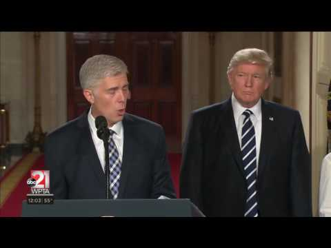Fort Wayne WPTA: Pro-life Activists Urge Sen. Donnelly to #ConfirmGorsuch