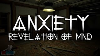 Anxiety: Revelation Of Mind | Indie Horror Game Walkthrough | PC Gameplay Let's Play