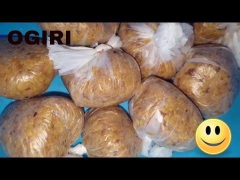 HOW TO MAKE |OGIRI |Sierra Leone |Sento's kitchen