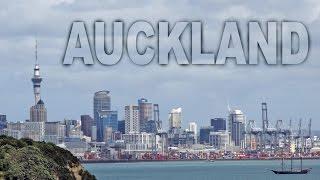 Auckland - New Zeland 2014  HD