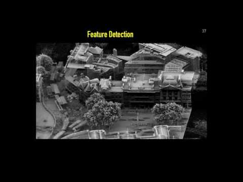 High Density Laser Scanning (LiDAR) Data Dublin: Feature Detection