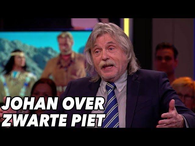 ''Te gek voor woorden dat we geen Zwarte Piet en cowboytje mogen spelen'' - VOETBAL INSIDE