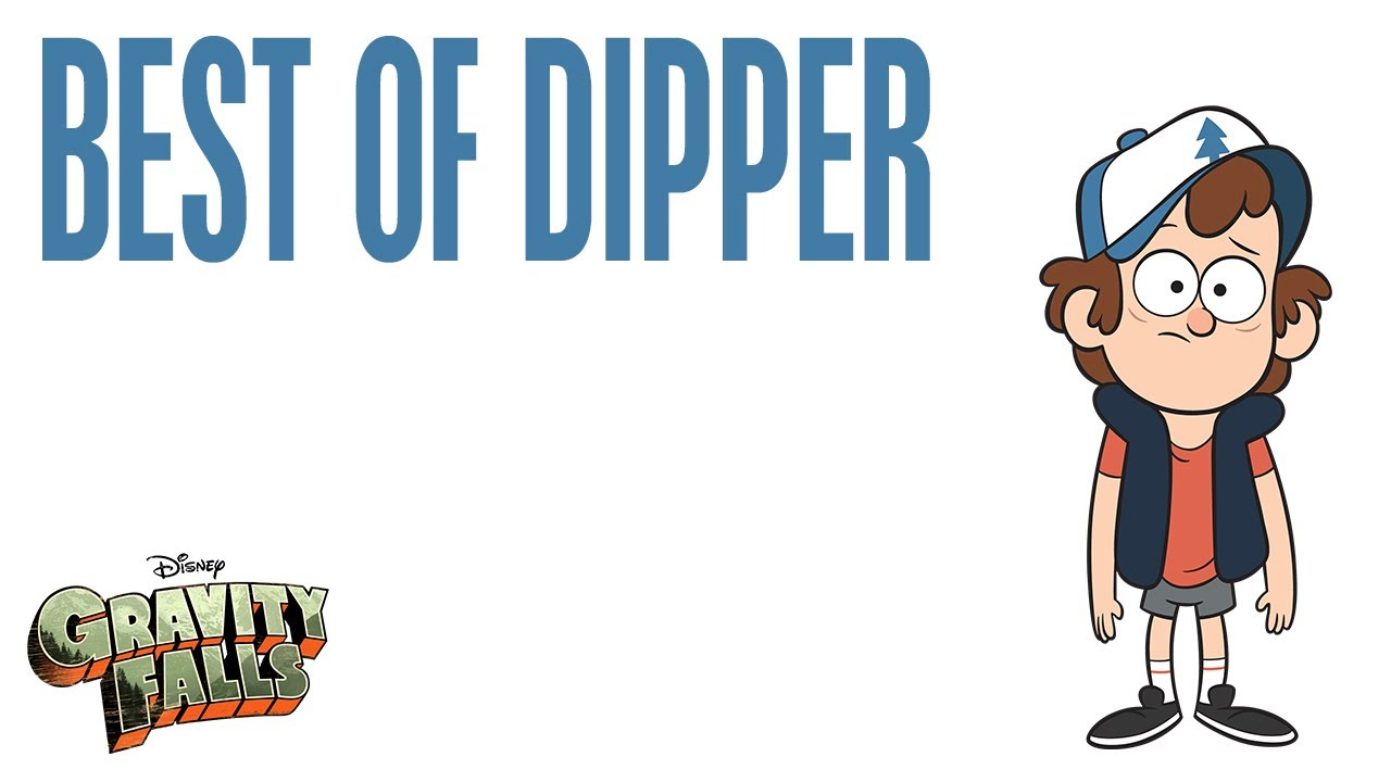 Download Dipper's Best Moments | Compilation | Gravity Falls | Disney Channel
