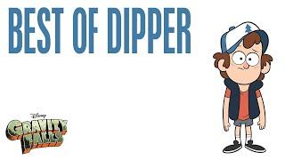 Dipper's Best Moments | Gravity Falls | Disney Channel