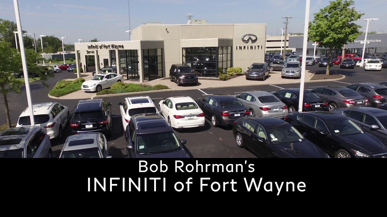 Infiniti Of Fort Wayne September 2018 Bob Rohrman