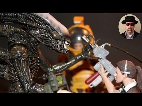 NECA Aliens Series 6 Alien Isolation Complete Set