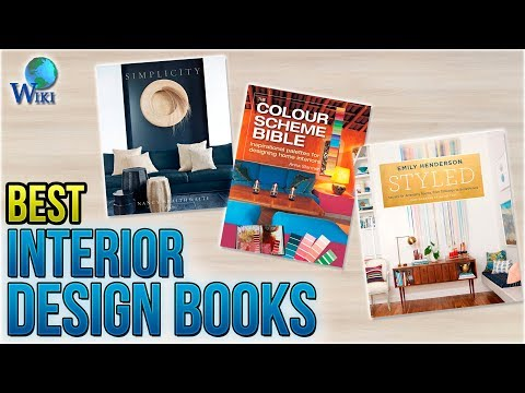 10 Best vs. Interior Design Books 2018