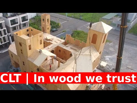 CLT In wood we trust!