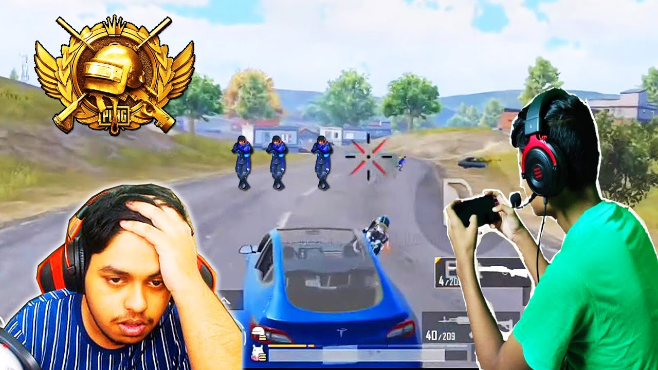 Youngest 15 YEAR OLD Fastest Android Sniper Terzo Gaming YT BEST Moments in PUBG Mobile