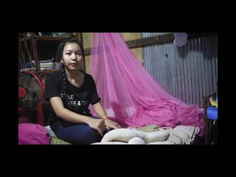 Sok, 19, Paid Poverty Wages as Domestic Worker in Cambodia