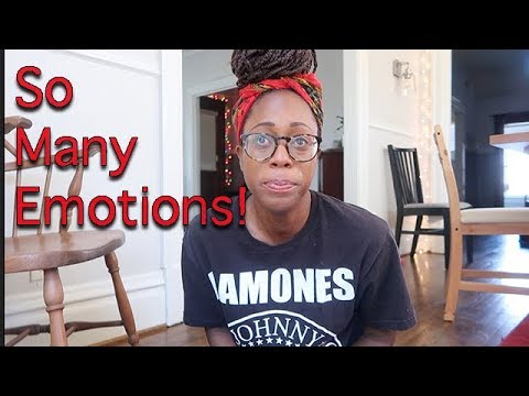 SO MANY EMOTIONS   Britt's Space   A Vlog
