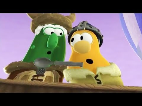 Veggietales Full Episode | Lyle The Kindly Viking | Silly Songs With Larry | Cartoons For Kids