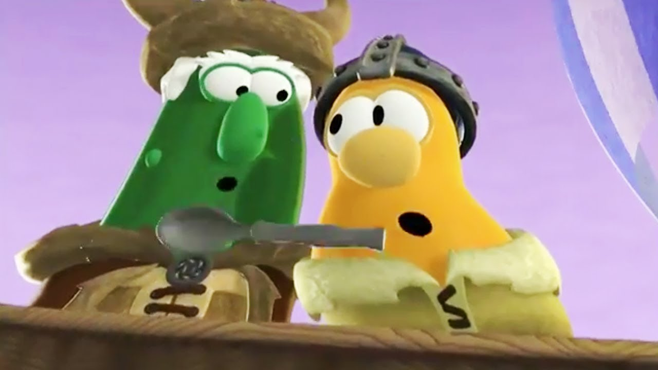Veggietales Full Episode | Lyle The Kindly Viking | Silly Songs With Larry | Videos For Kids