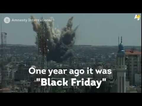 it will make u cry it gonna show u huminity GAza conflict 2014