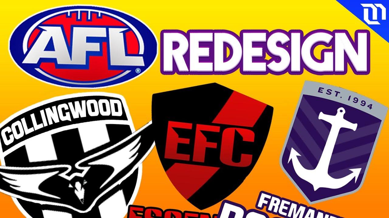 Download Redesigning the AFL - Collingwood/Essendon/Fremantle