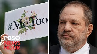 WATCH: As Harvey Weinstein's sexual assault trial begins, a look back at #metoo
