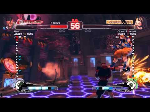 Dudley (BankeA) vs Ibuki (Chase LFSensei)