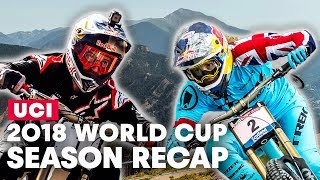 Who Will Be The Fastest DH Rider This Year UCI MTB 2018 Downhill Recap