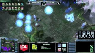 StarTale vs Liquid - Game 1 - TAC3 LR7 - StarCraft 2