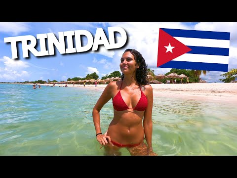 CUBA'S MOST BEAUTIFUL TOWN: TRINIDAD