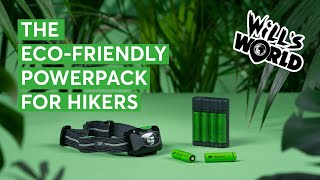 GP Rechargeable Batteries and Portable Power Pack Review | Green Gear Guide