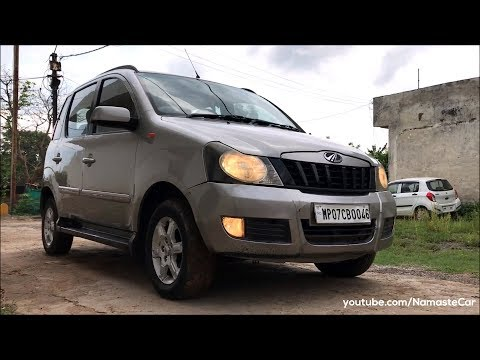 Mahindra Quanto C8 2013 | Real-life review