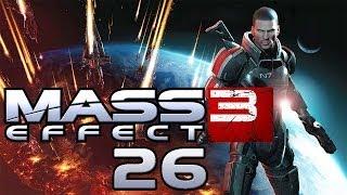 MASS EFFECT 3 | #26 | Trouble im Serverraum