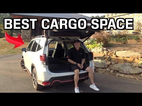 Best Small SUVs for Luggage and Cargo Space on Everyman Driver