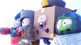 Spookiz  Zombies Go Crazy  스푸키즈  Funny Cartoon For Toddlers