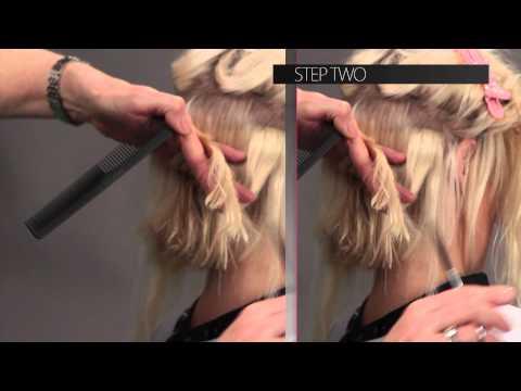 Élan Media Project - Hair Extension Certification Video