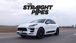 2018 Porsche Macan GTS - SUV That Handles Better Than Most Cars