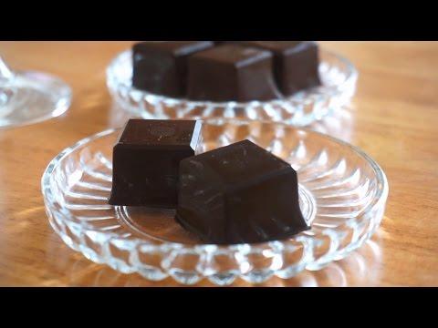 Red Wine Chocolate Truffle 레드 와인 초콜릿 트러플 | SweetHailey