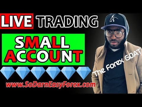 (live-trading)-small-account-forex-trading---so-darn-easy-forex™