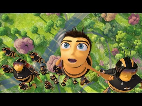 Bee Movie Game Full Movie All Cutscenes Cinematic