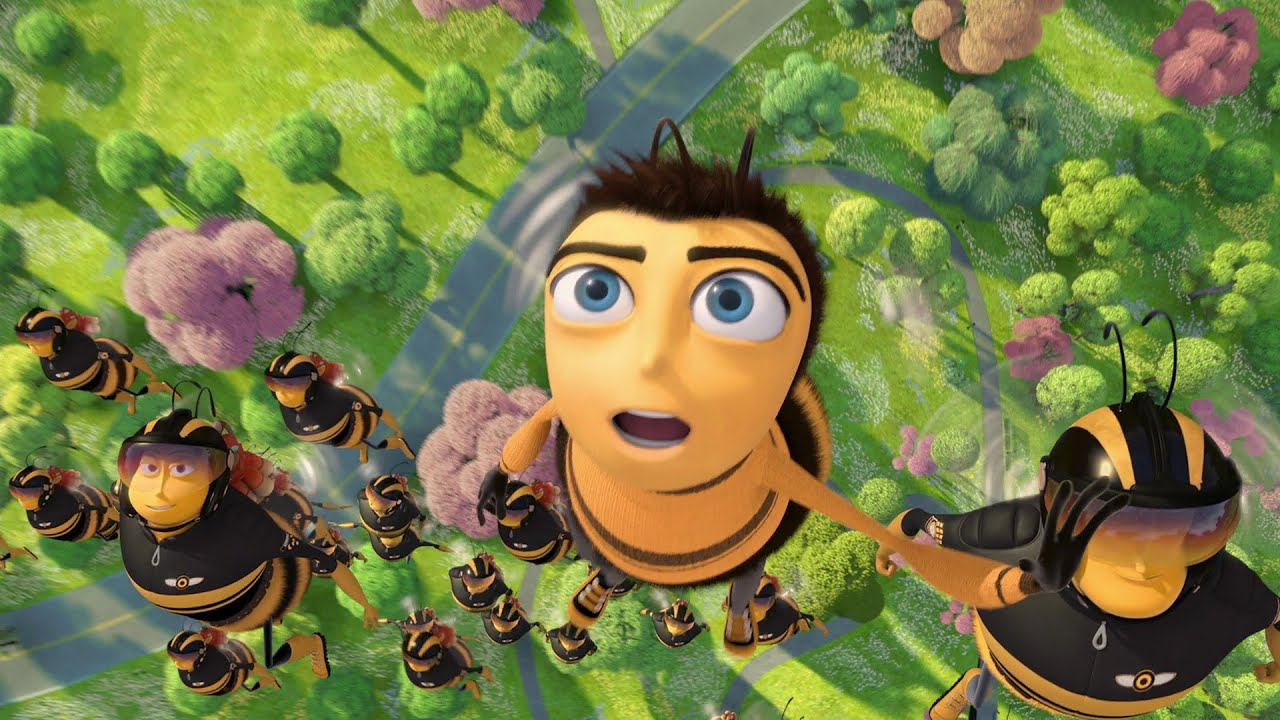 bee movie game full movie all cutscenes cinematic youtube