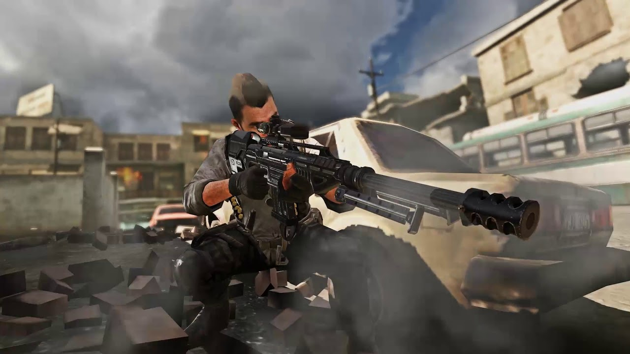 Call of Duty®: Mobile - Announcement Trailer