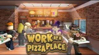 Comment nager dans work at a pizza place roblox
