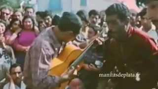 Manitas de Plata and Jose Reyes In Saintes Maries de la Mer (1968) RARE &  BEAUTIFUL FLAMENCO
