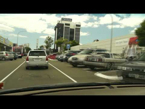 Timelapse Drive  - Palmerston North
