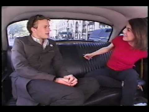 Heath Ledger Interview for A Knight's Tale