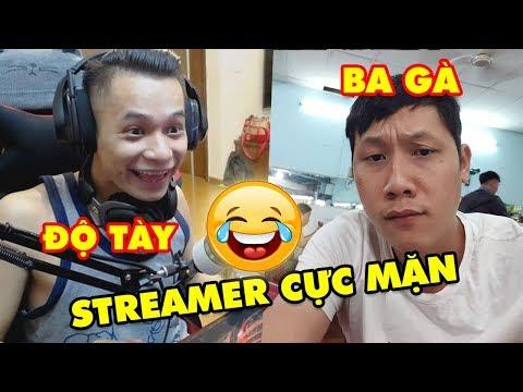 TOP 6 Streamer Siêu Lầy Lội Và Bá đạo Nhất Làng Game Thủ Việt Nam: Thầy Giáo Ba, Độ MixiGaming,...
