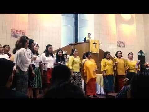Tuhan Kau Sanggup (God Is Able) - PJJ Immanuel GBKP Km. 7 Medan