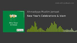 New Year's Celebrations & Islam