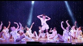 """номер """"Танцы без правил"""", группа Юниоры, TODES-Обнинск, первый отчетный концерт, 18 декабря 2016"""