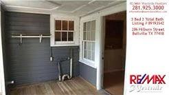 Rentals - 206 Hilburn Street, Bellville, TX