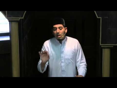 Khutba Imam Abu Amr 01082016