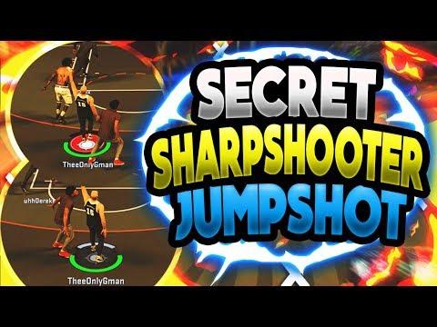 Best Sharpshooter Build Nba K
