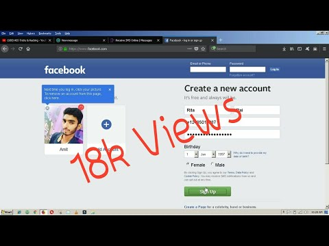 How to make an email address for facebook