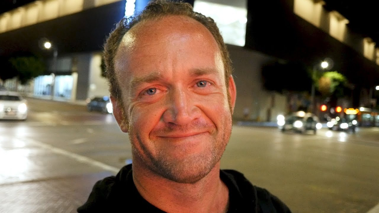 Working Actor Now Homeless in Los Angeles