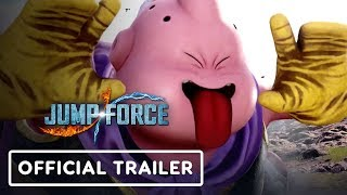 Jump Force - Official Majin Buu (GOOD) Trailer